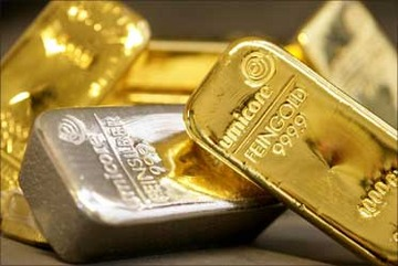 Gold And Silver: Daily Market Outlook. May 25th 2012
