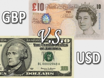 Today On September 19th The British Pound Is Gaining Value Against Its American Counterpart Tendency Started This Morning After Scotland Revealed